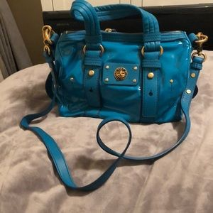 Marc by Marc Jacobs Teal Purse